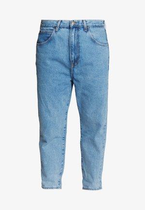GRAZER - Relaxed fit jeans - light-blue denim