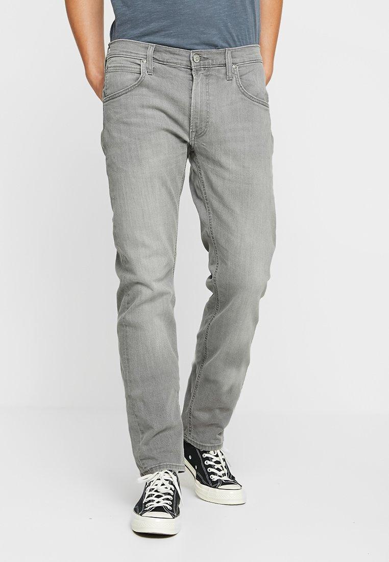 Lee - DAREN ZIP FLY - Jeans straight leg - grey denim