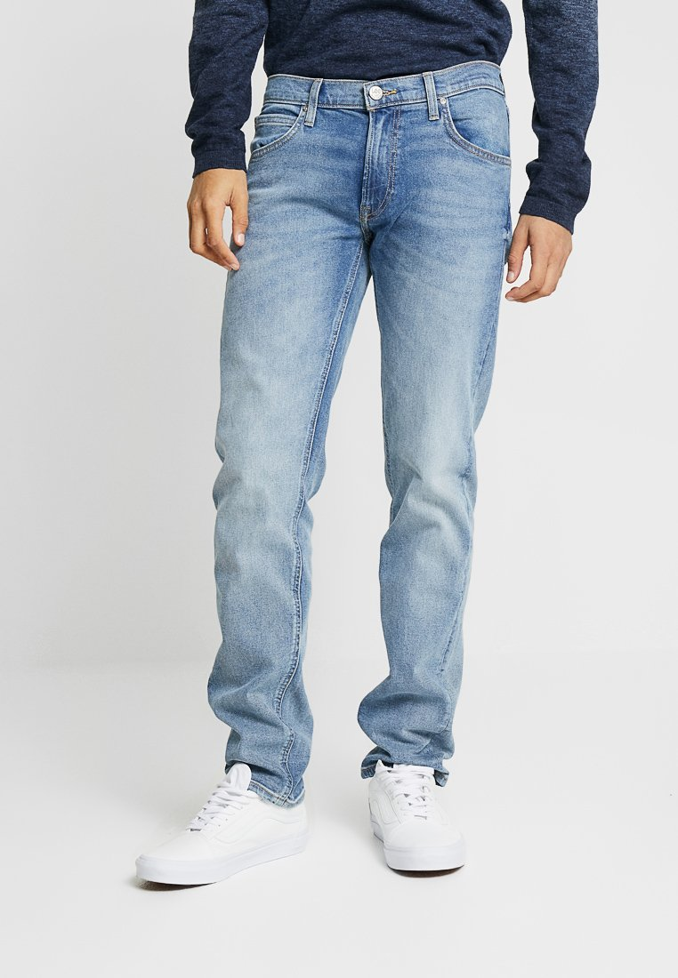 Lee - DAREN ZIP FLY - Straight leg jeans - light day