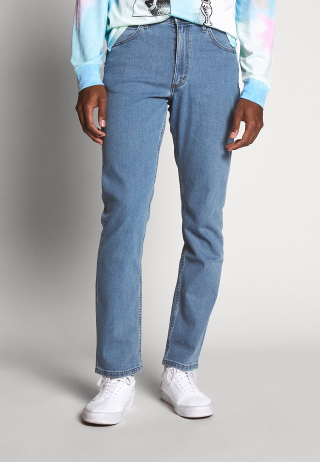 BROOKLYN  - Straight leg jeans - light stonewash