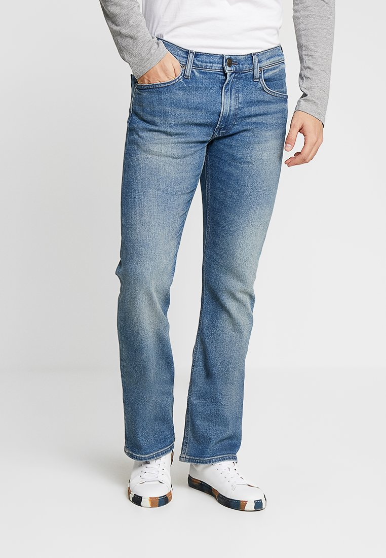 Lee - TRENTON - Jeans Bootcut - grey blue