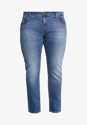 DAREN ZIP FLY - Slim fit jeans - broken blue