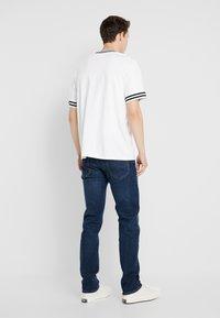 Lee - DAREN ZIP FLY - Jeans a sigaretta - dark diamond - 2