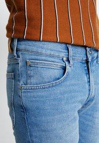 Lee - DAREN ZIP FLY - Straight leg jeans - jaded - 3