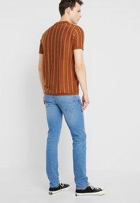 Lee - DAREN ZIP FLY - Straight leg jeans - jaded - 2