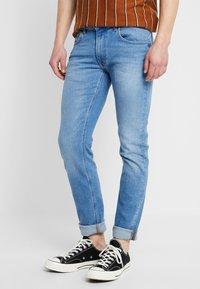Lee - DAREN ZIP FLY - Straight leg jeans - jaded - 0