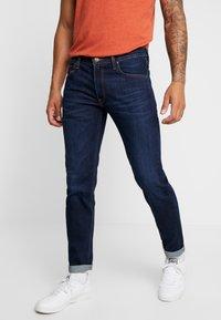 Lee - DAREN ZIP FLY - Jeans straight leg - dark blue elko - 0