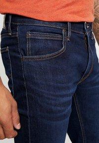 Lee - DAREN ZIP FLY - Jeans straight leg - dark blue elko - 3