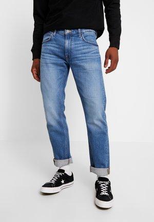 DAREN ZIP FLY - Jeans a sigaretta - westlake