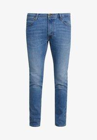 Lee - LUKE - Jeans slim fit - blue used - 4
