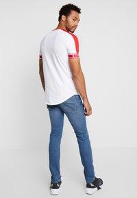 Lee - LUKE - Jeans slim fit - blue used - 2
