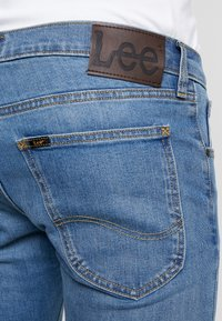 Lee - LUKE - Jeans slim fit - blue used - 3