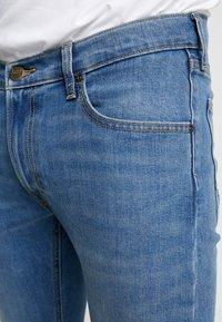 Lee - LUKE - Jeans slim fit - blue used - 5