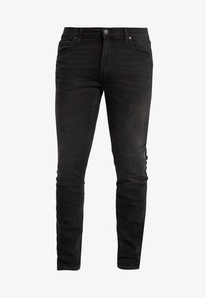 LUKE - Slim fit jeans - black
