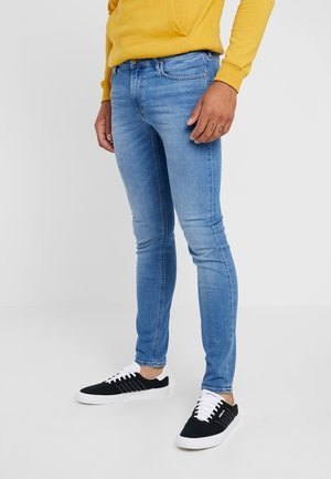 MALONE - Skinny džíny - jaded