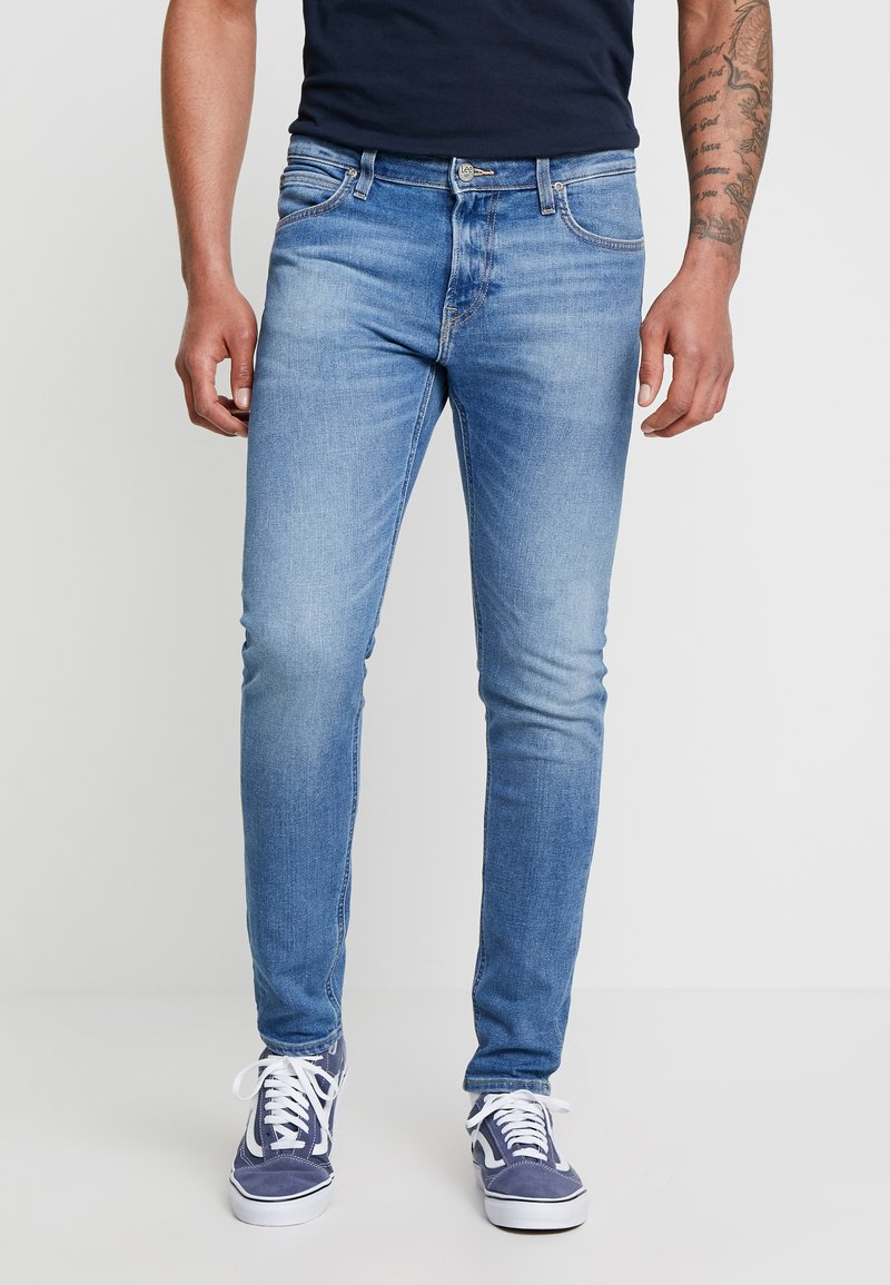 Lee - MALONE - Jeans Skinny Fit - top blue