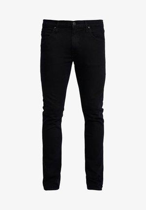LUKE - Jeans Slim Fit - blue/black wood