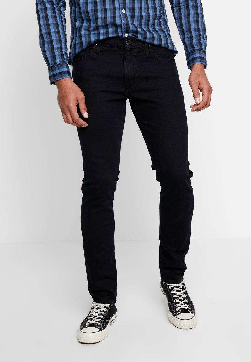 Lee - LUKE - Slim fit jeans - blue/black wood