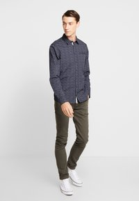Lee - LUKE - Jeans slim fit - forest night - 1