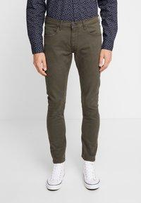 Lee - LUKE - Jeans slim fit - forest night - 0