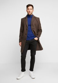 Lee - LUKE - Jeans slim fit - washed grey - 1