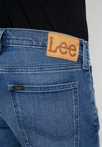 Lee - LUKE - Jeansy Slim Fit - blue denim - 5