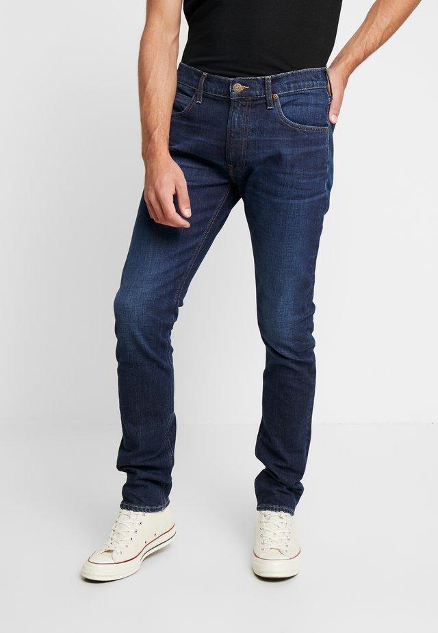 LUKE - Jean slim - worn foam