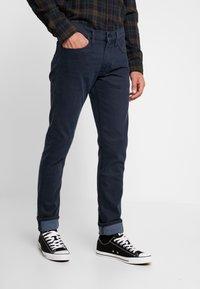 Lee - LUKE - Jeans slim fit - mission worn - 0