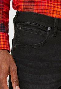 Lee - LUKE - Jeans slim fit - moto black - 3