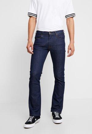 TRENTON - Jeans Bootcut - dark-blue denim
