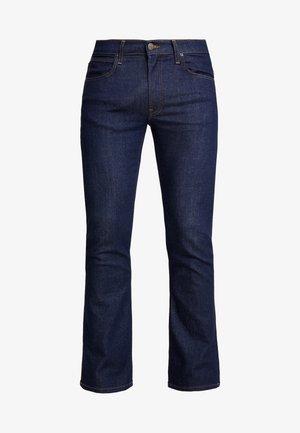 TRENTON - Bootcut jeans - dark-blue denim
