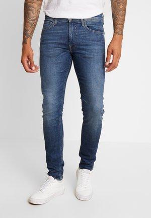 LUKE - Jeansy Slim Fit - vintage blue