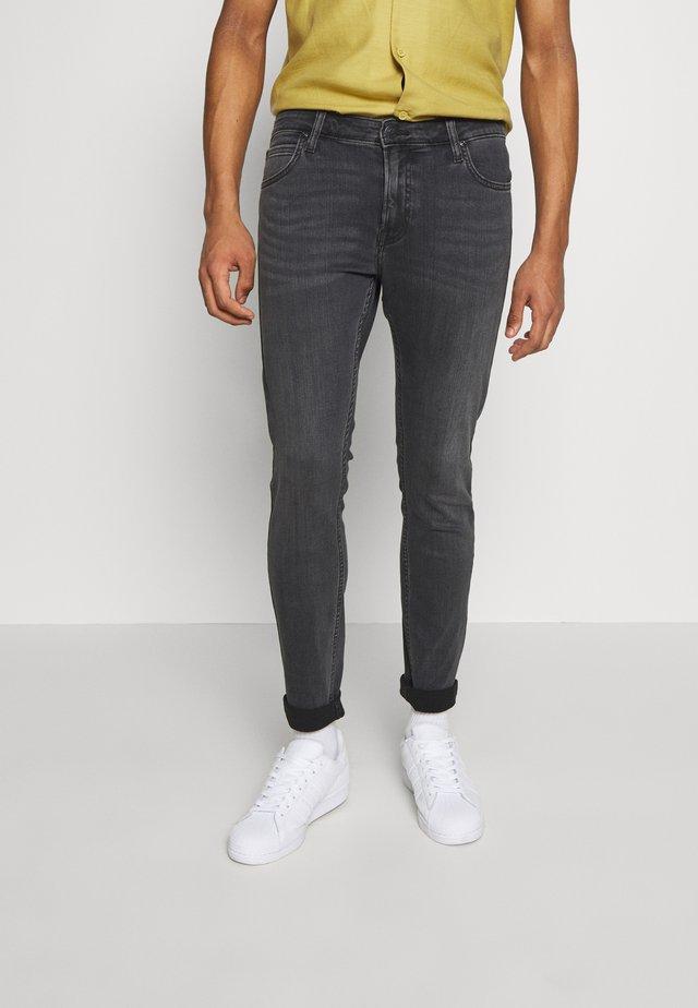 MALONE - Skinny džíny - black marfa