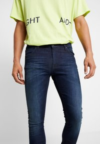 Lee - MALONE - Jeans Skinny Fit - pine blue - 4
