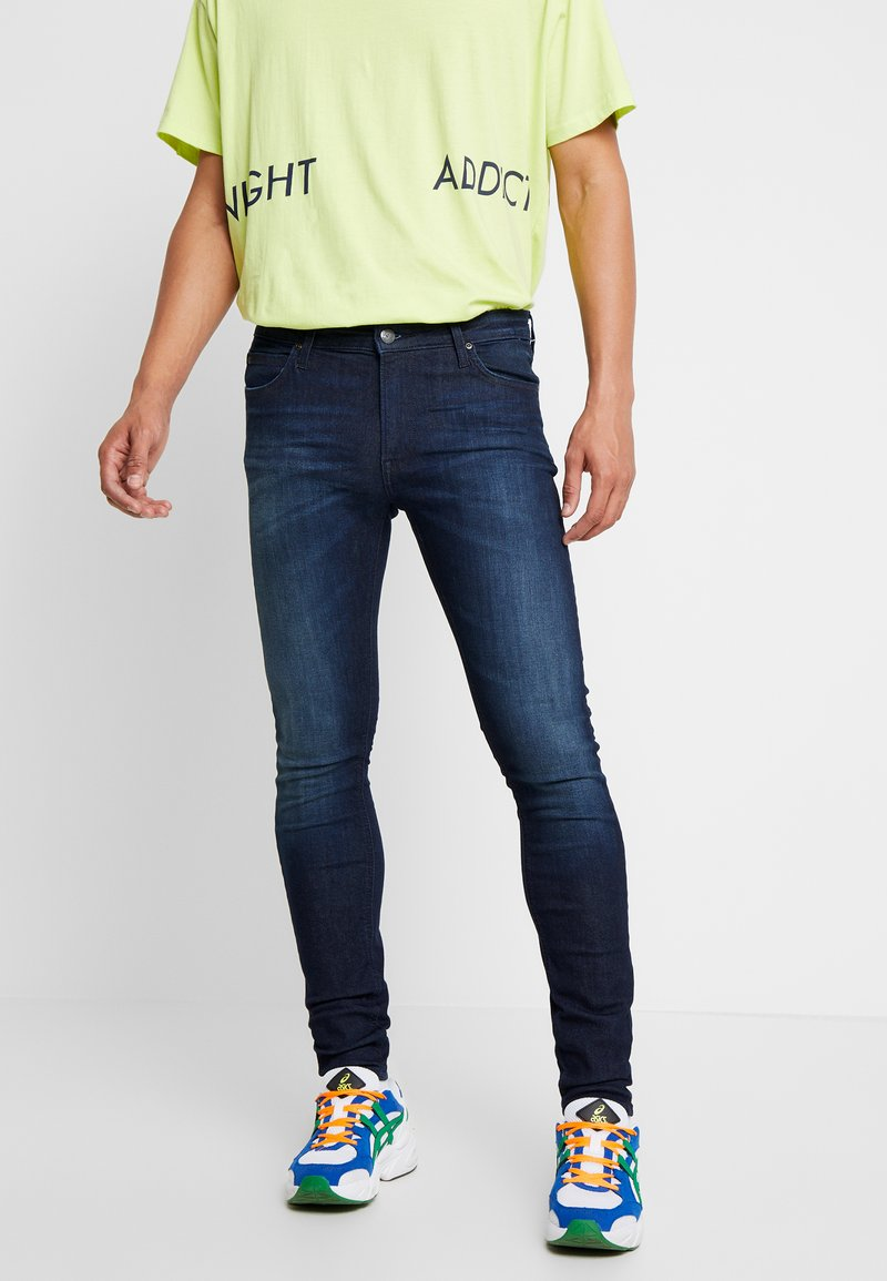 Lee - MALONE - Jeans Skinny Fit - pine blue