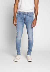 Lee - MALONE - Jeans Skinny Fit - stone blue - 0
