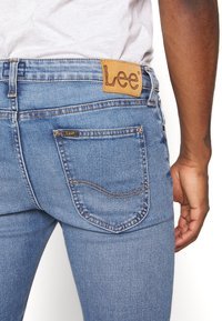 Lee - MALONE - Jeans Skinny Fit - stone blue - 5