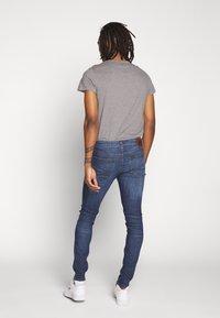 Lee - MALONE - Jeans Skinny Fit - dark del rey - 2