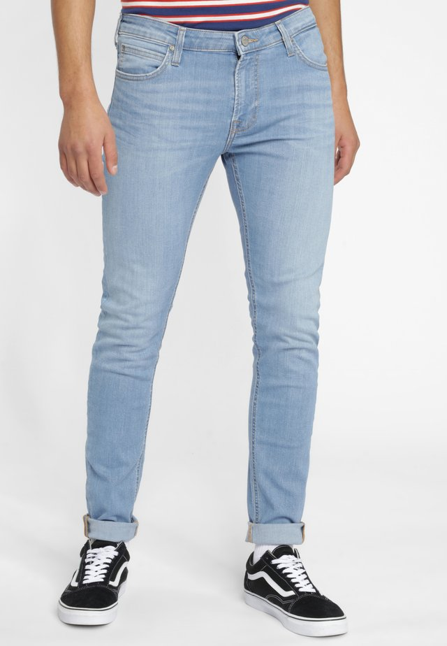 MALONE - Jeansy Skinny Fit - light blue