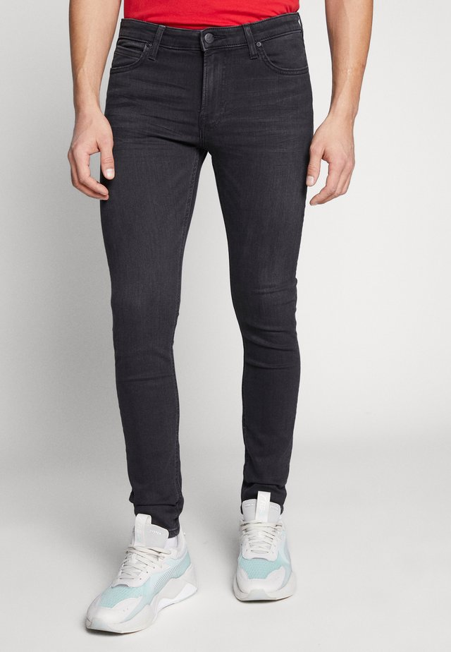 MALONE - Jeans Skinny Fit - washed black