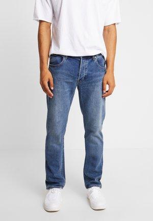 DAREN - Jeans straight leg - mid tinted
