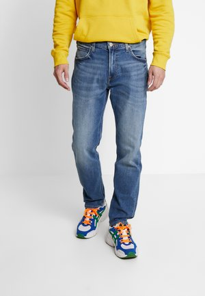 AUSTIN - Jeans straight leg - mid diamond