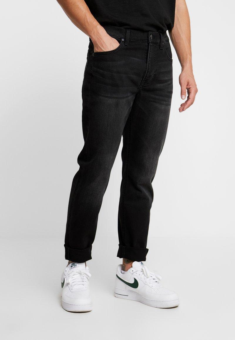 Lee - AUSTIN - Straight leg jeans - moto black