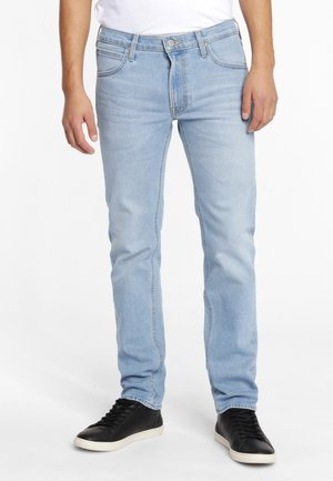 Jeans a sigaretta - bright pool