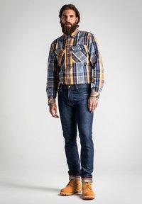 Lee - TIMBER JEAN - Slim fit jeans - clean grey - 1