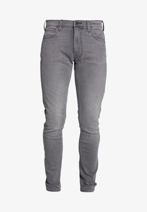 LUKE - Slim fit jeans - moto flat