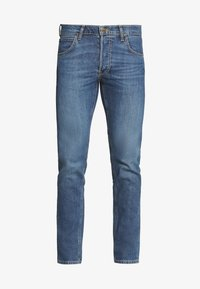 Lee - DAREN BUTTON FLY - Jeans a sigaretta - mid city tint - 5