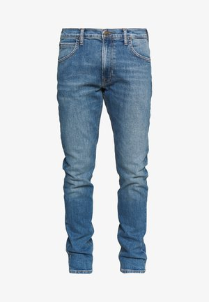 LUKE - Jeans slim fit - mid sedona
