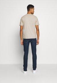 Lee - LUKE - Jeans slim fit - dark brisbee - 2