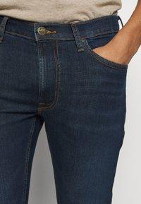 Lee - LUKE - Jeans slim fit - dark brisbee - 5
